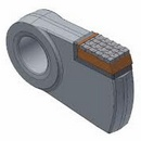 Tungsten carbide for hammers